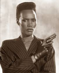"Grace Jones (May Day) ""A View To A Kill"""