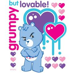 Care Bears wallpaper entitled Grumpy Bear