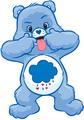 Grumpy beruang