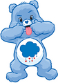 Grumpy медведь