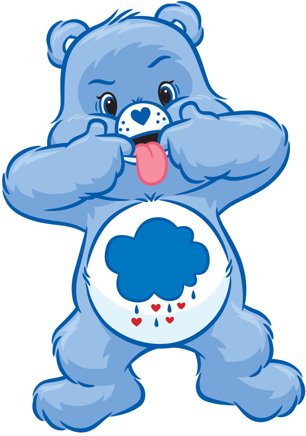 Grumpy chịu, gấu