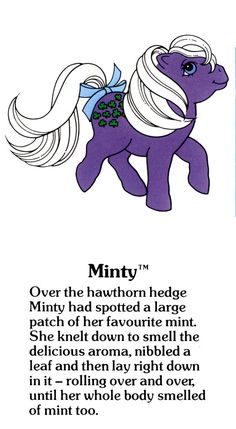 Minty Fact File
