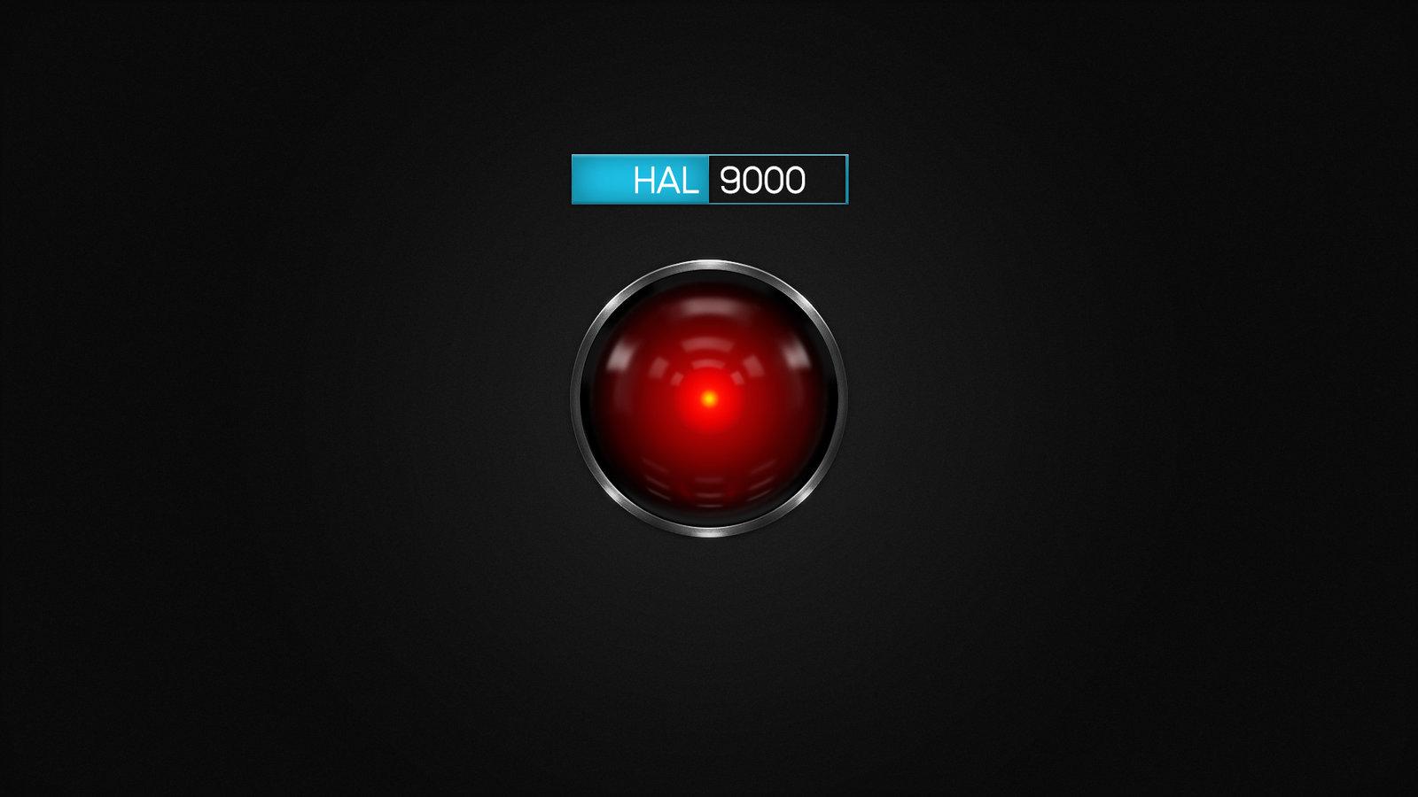 Hal 9000 achtergrond door iamspiderone on DeviantArt