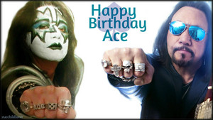 Happy Birthday Ace ~♣ April 27, 1951 ♣