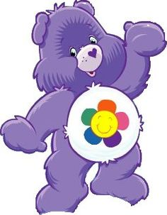 Care Bears wallpaper titled Harmony Bear