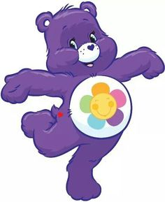 Care Bears wallpaper called Harmony Bear