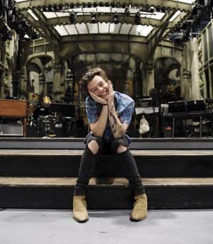 Harry for SNL