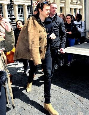 Harry recently