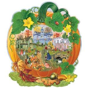 Harvest Village کدو, لوکی - Rosiland Solomon