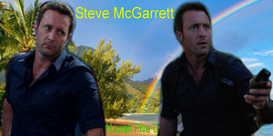 Hawaii Five 0 - Steve McGarrett
