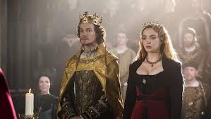 Henry VII and Elizabeth of York The White Princess