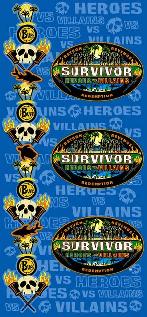 heroes Buff (Heroes Vs Villains)