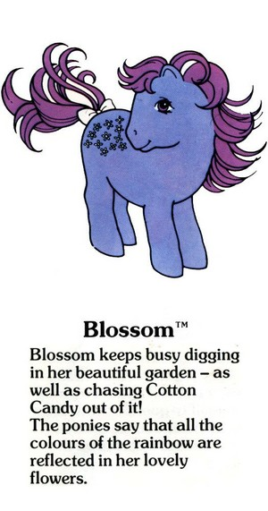 Blossom Fact File