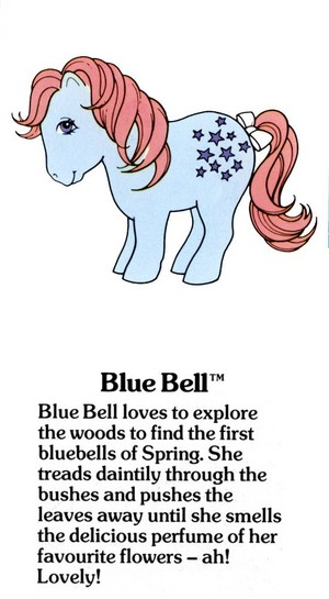 Blue klok, bell Fact File