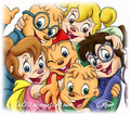 Huggies :) - the-chipmunks-and-the-chipettes photo