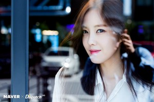 Hyomin for Naver x Dispatch