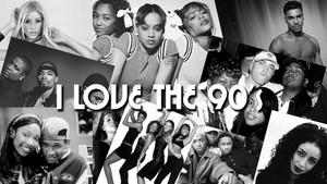 """I 사랑 The """"'90's"""""""