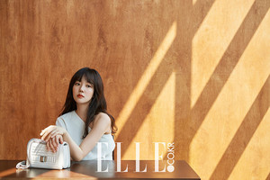 IM SOO JUNG FOR MAY ELLE