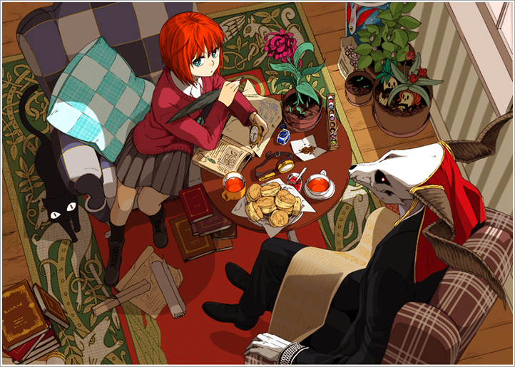The Ancient Magus Bride Images Img 3599png Hd Fond Décran And