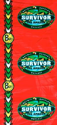 Jacare Buff (The Amazon)
