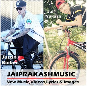 Jai Prakash Justin Bieber riding cycle প্রতিমূর্তি 2016