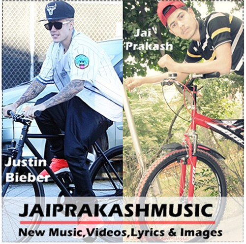 Джастин Бибер Обои entitled Jai Prakash Justin Bieber riding cycle Обои 2016