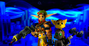 Jak and Daxter vs Ratchet and Clank XPS