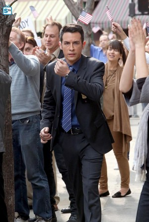 James Aubrey in 'The Secret in the Service'