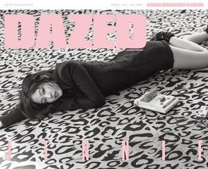 Jennie @ Dazed Korea Magazine April 2017