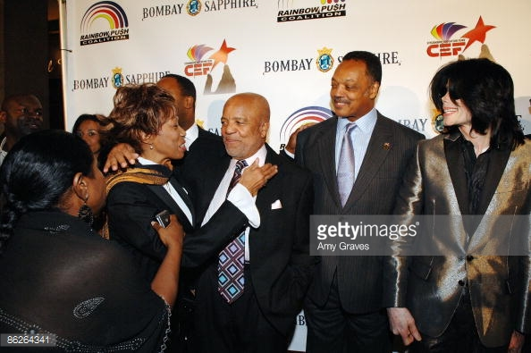 Jesse Jackson's Birthday Party Back In 2007