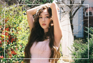 Jessica continues teasing for her spring single, 'Because It's Spring'!