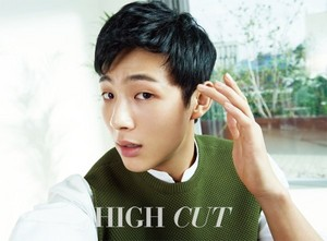 Jisoo for High Cut Magazine 2017 May Issue