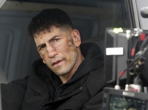 The Punisher - Netflix achtergrond called Jon Bernthal - BTS