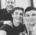 Josh, Ginnifer and Giles - once-upon-a-time photo