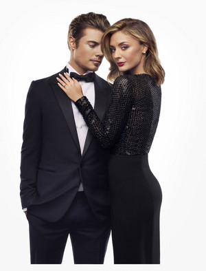 Josh Henderson and Christine Evangelista | Promotional Foto