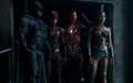 Justice League (2017) - Batman, The Flash, Cyborg, and Wonder Woman