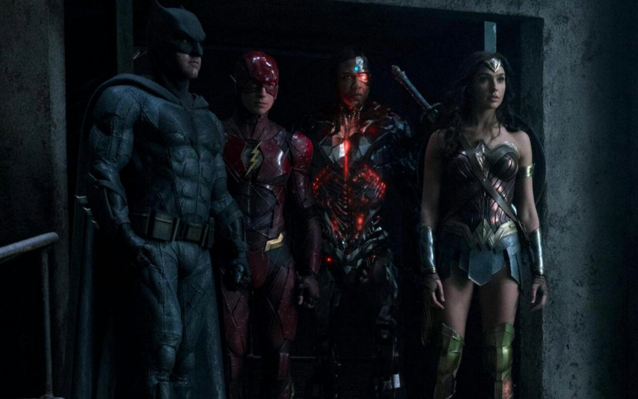 Wallpaper Justice League 2017 Movies Flash Superman: Justice League Movie Images Justice League (2017)