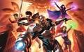 Justice League vs Teen Titans - dc-comics photo