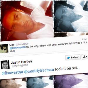 Justin/Cassidy