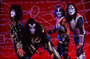 kiss 1996 (Reunion tour)