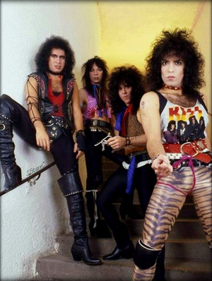 kiss 83/84 (Lick it Up tour)