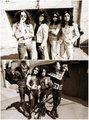 KISS ~Birmingham, Michigan...May 13, 1974 - kiss photo