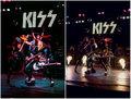 KISS ~Detroit, Michigan...May 15, 1975   - kiss photo