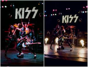 KISS ~Detroit, Michigan...May 15, 1975