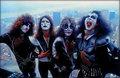 KISS (NYC) June 24, 1976 - kiss photo