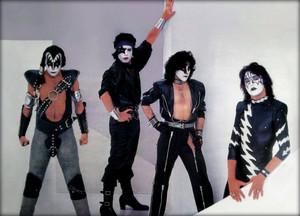 kiss (NYC) June 27, 1981