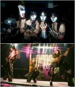 KISS ~Norfolk, Virginia...January 25, 1983