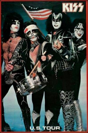 키스 ~Spirit of '76 (poster)