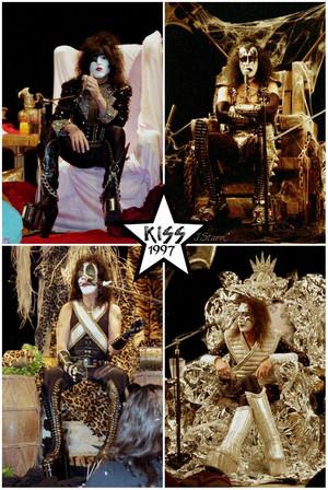 Kiss ~Sydney, Australia...January 30, 1997