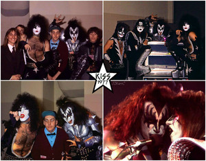 KISS -w/Cheap Trick~Madison, Wisconsin...February 4, 1977